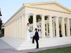 Греческая свадьба в Акрополе, Potidea Palace