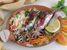Кальмары. Греческая кухня