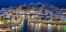 Крит. Греция
