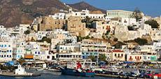 Наксос. Греция