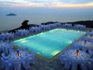 Свадьба в Греции с видом на море