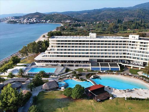 �������� �����: Porto Carras Sithonia Hotel 5* ����� ���������� ���������� ����� �� 18 ���!