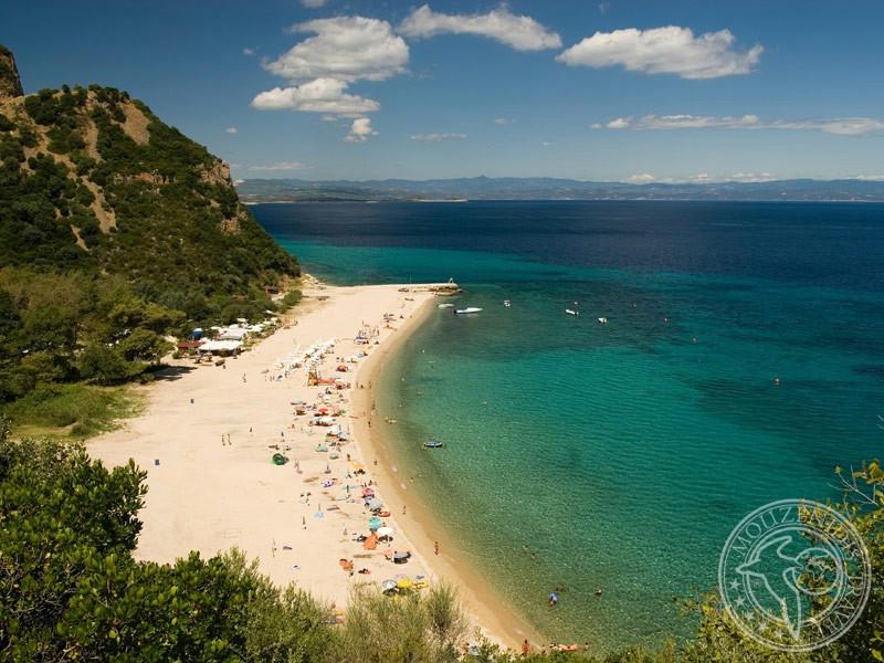 Пляжи в Халкидика